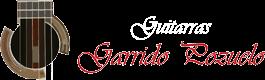 Guitarras Garrido Pozuelo