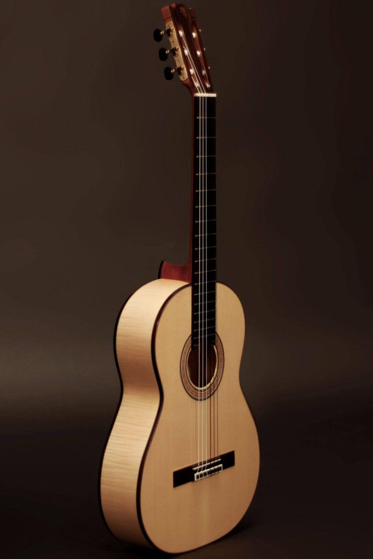 flamenco guitar Rocio (2)