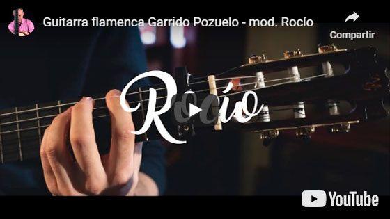 video guitarra rocio