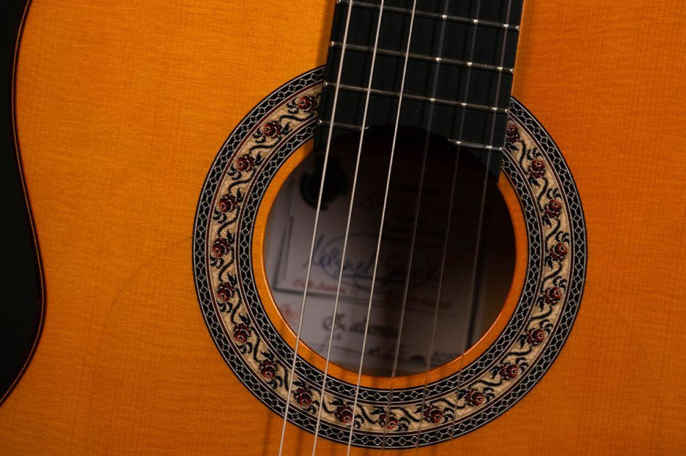 flamenco guitar model Zalamea-08