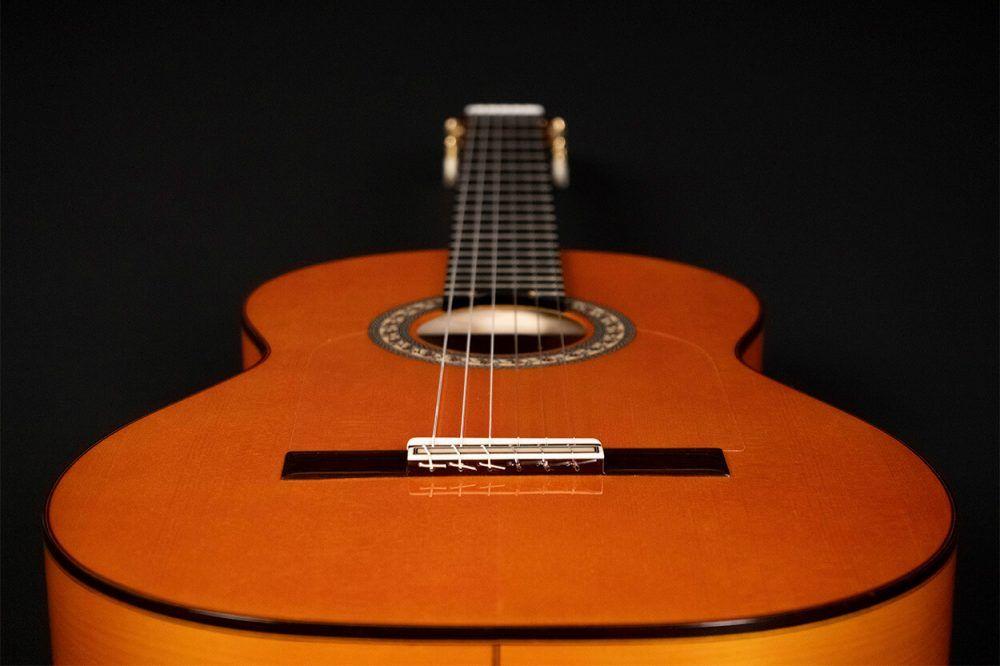 flamenco guitar model Zalamea-12