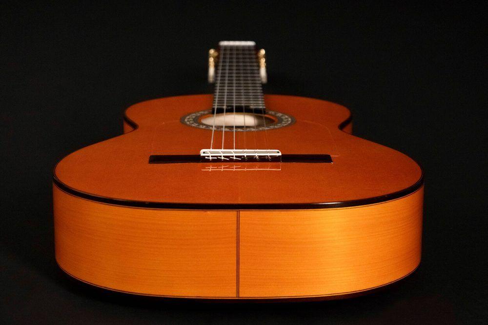 flamenco guitar model Zalamea-11