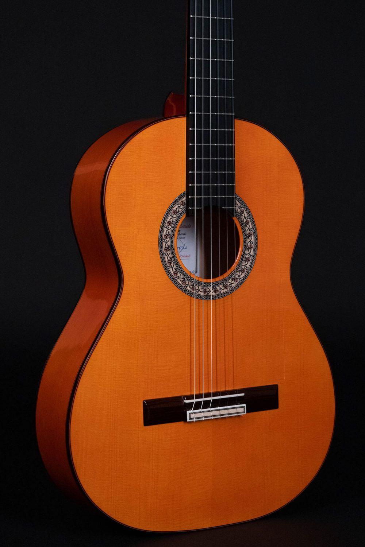 flamenco guitar model Zalamea-04