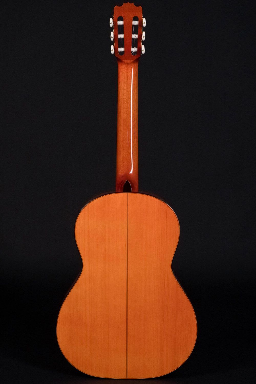 flamenco guitar model Zalamea-03