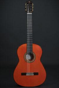 flamenco guitar black alegria (1)