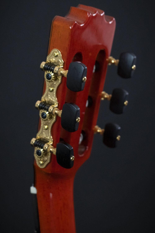 flamenco guitar black alegria (5)
