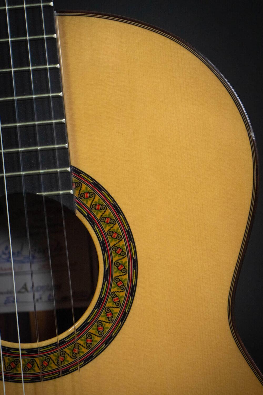 Spanish guitar Aranjuez (8)