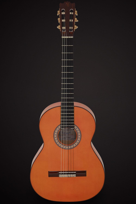 Flamenco guitar Triana model