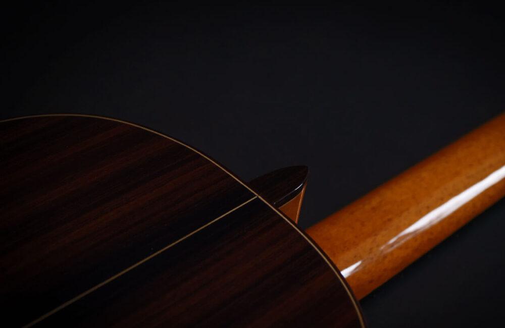 flamenco guitar black alegria (13)