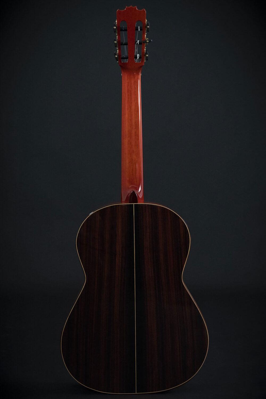 flamenco guitar black alegria (3)